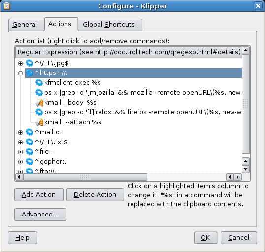 Klipper configuration