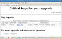 apt-listbugs web page