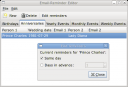 email-reminder GUI 1