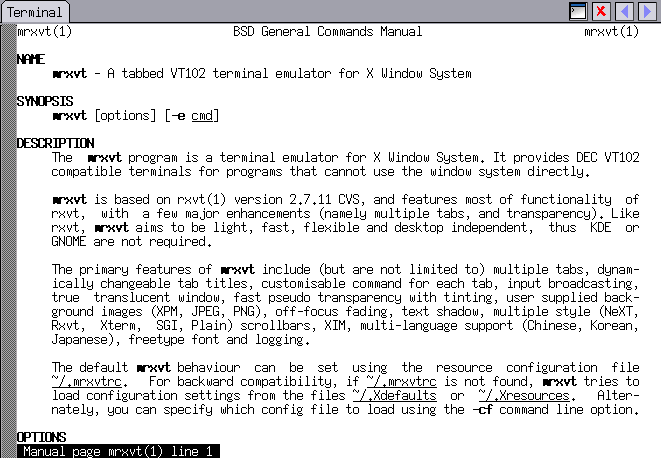 Debian Package of the Day (static archived copy) » Blog